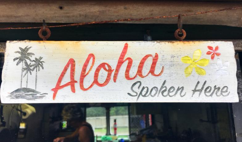 Aloha, Maui